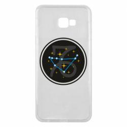 Чехол для Samsung J4 Plus 2018 Capricorn constellation