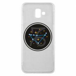 Чехол для Samsung J6 Plus 2018 Capricorn constellation