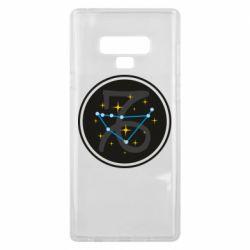 Чехол для Samsung Note 9 Capricorn constellation