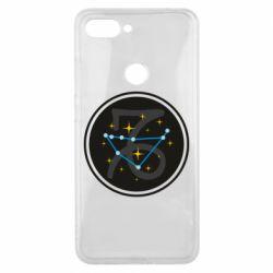 Чехол для Xiaomi Mi8 Lite Capricorn constellation