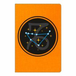Блокнот А5 Capricorn constellation