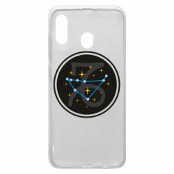 Чехол для Samsung A30 Capricorn constellation