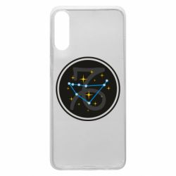 Чехол для Samsung A70 Capricorn constellation
