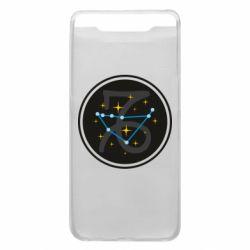 Чехол для Samsung A80 Capricorn constellation