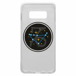 Чехол для Samsung S10e Capricorn constellation