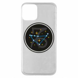 Чехол для iPhone 11 Capricorn constellation