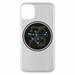 Чехол для iPhone 11 Pro Capricorn constellation