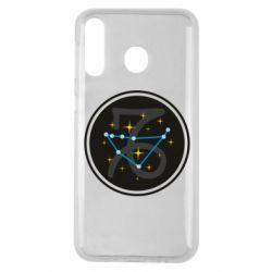Чехол для Samsung M30 Capricorn constellation