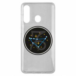 Чехол для Samsung M40 Capricorn constellation