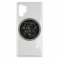Чехол для Samsung Note 10 Plus Capricorn constellation