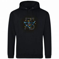 Мужская толстовка Capricorn constellation