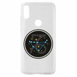 Чехол для Xiaomi Mi Play Capricorn constellation