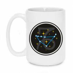 Кружка 420ml Capricorn constellation