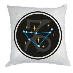 Подушка Capricorn constellation