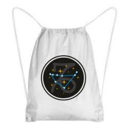 Рюкзак-мешок Capricorn constellation