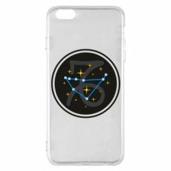 Чехол для iPhone 6 Plus/6S Plus Capricorn constellation