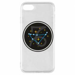 Чехол для iPhone 7 Capricorn constellation