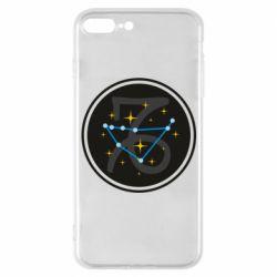Чехол для iPhone 7 Plus Capricorn constellation