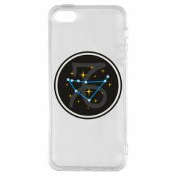 Чехол для iPhone5/5S/SE Capricorn constellation