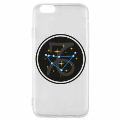 Чехол для iPhone 6/6S Capricorn constellation
