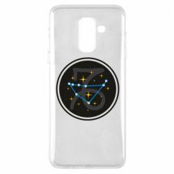 Чехол для Samsung A6+ 2018 Capricorn constellation