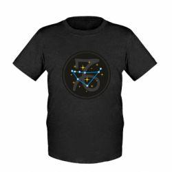 Детская футболка Capricorn constellation