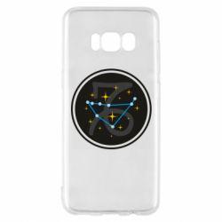 Чехол для Samsung S8 Capricorn constellation