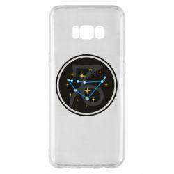 Чехол для Samsung S8+ Capricorn constellation