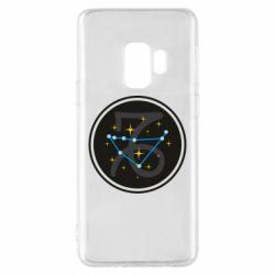 Чехол для Samsung S9 Capricorn constellation