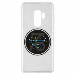 Чехол для Samsung S9+ Capricorn constellation