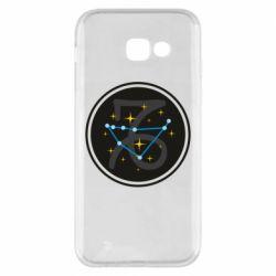 Чехол для Samsung A5 2017 Capricorn constellation