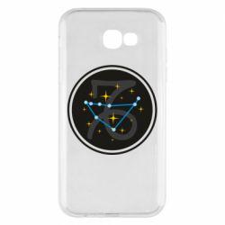 Чехол для Samsung A7 2017 Capricorn constellation
