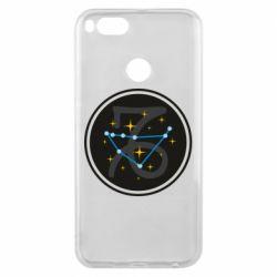 Чехол для Xiaomi Mi A1 Capricorn constellation