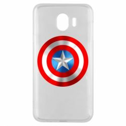 Чехол для Samsung J4 Captain America 3D Shield