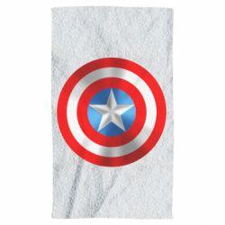 Полотенце Captain America 3D Shield