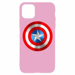 Чехол для iPhone 11 Pro Captain America 3D Shield