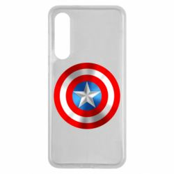 Чехол для Xiaomi Mi9 SE Captain America 3D Shield