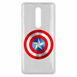 Чехол для Xiaomi Mi9T Captain America 3D Shield