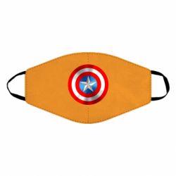 Маска для лица Captain America 3D Shield