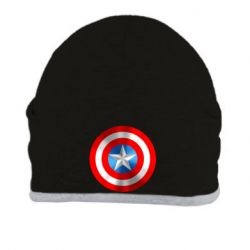 Шапка Captain America 3D Shield