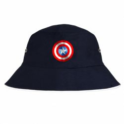 Панама Captain America 3D Shield