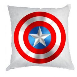 Подушка Captain America 3D Shield