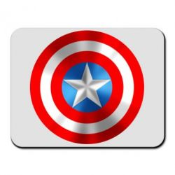 Коврик для мыши Captain America 3D Shield - FatLine