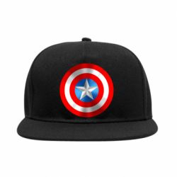 Снепбек Captain America 3D Shield