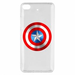Чехол для Xiaomi Mi 5s Captain America 3D Shield