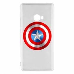 Чехол для Xiaomi Mi Note 2 Captain America 3D Shield