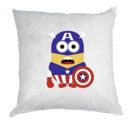 Подушка Captain America Minion - FatLine