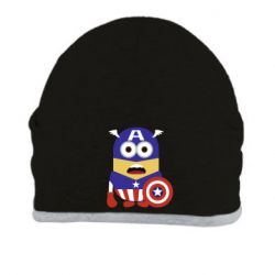 Шапка Captain America Minion