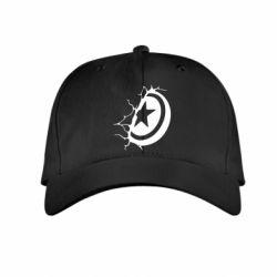 Дитяча кепка Captain America shield