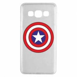 Чехол для Samsung A3 2015 Captain America